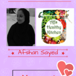 Momtastic – Afshan Sayed – Nutty but Healthy!