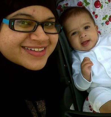 Sarah and Ahmed (Special Needs Mom)
